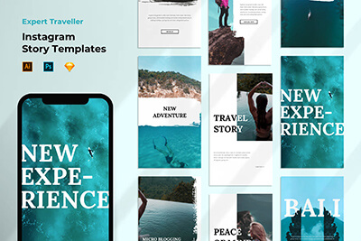 Blog Story Templates