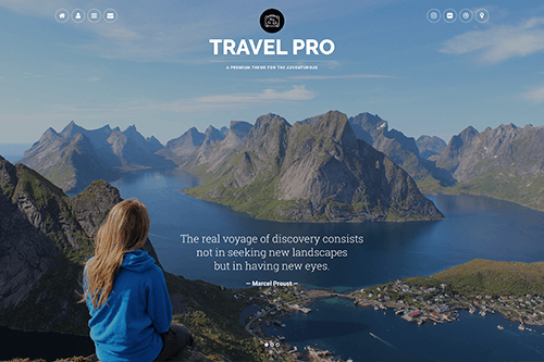Travel Pro HTML Template