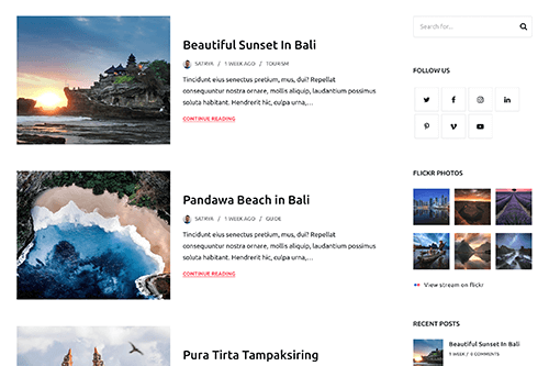 Drag-and-Drop Pages, Posts + More
