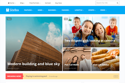 Sitebox Wordpress Theme Theme Junkie