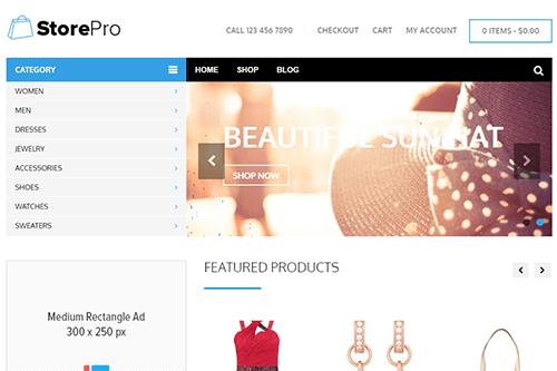 StorePro WordPress Theme - Theme Junkie