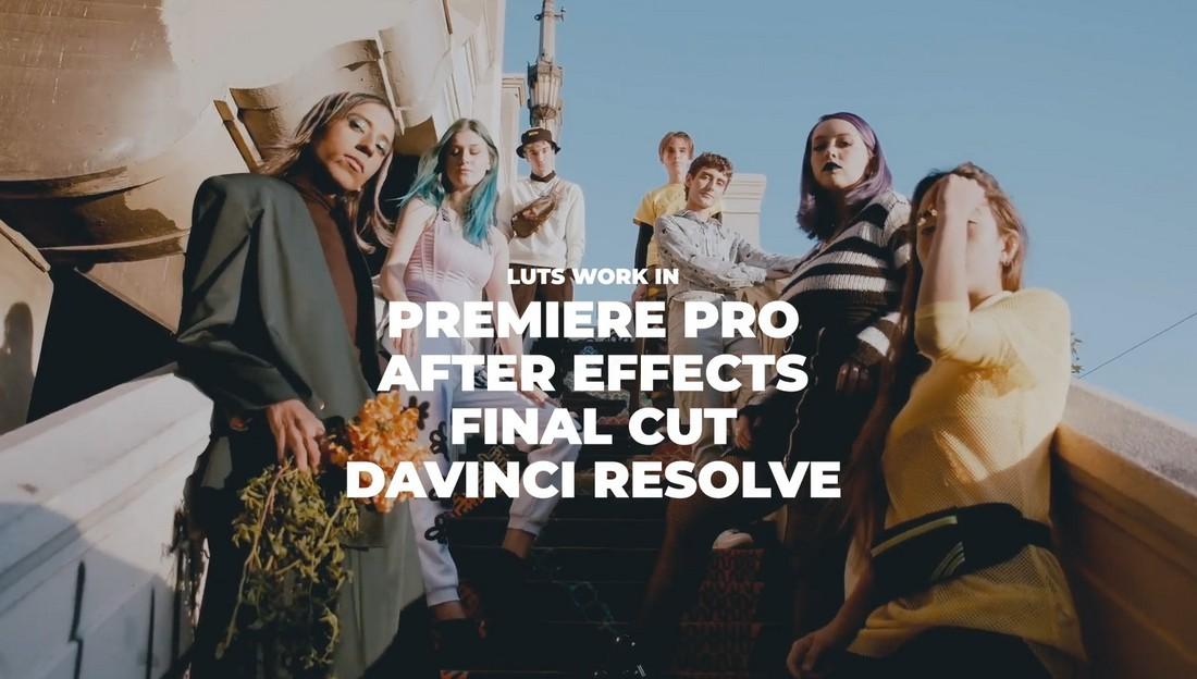 1000 Preset Warna Sinematik untuk Premiere Pro
