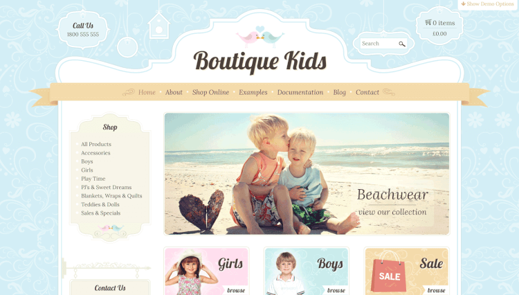 Boutique Kids Creative