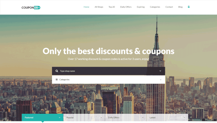 best website for coupons