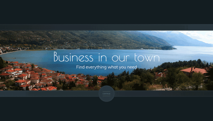Business In Our Town - Deals and Coupon Site WordPress Theme