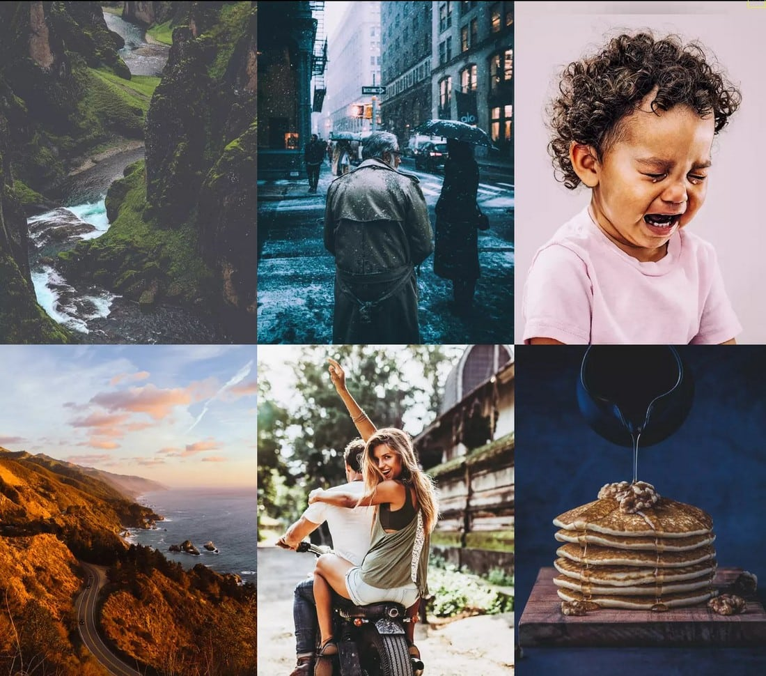 12 Free Professional Lightroom Presets