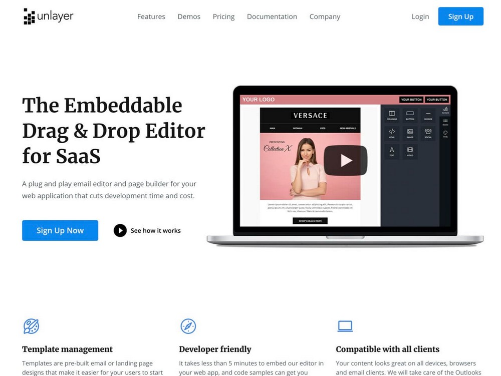 12. Email Template Builder