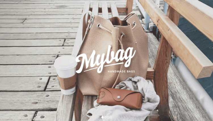 MyBag - Drag-and-Drop Single Product WooCommerce WordPress Theme