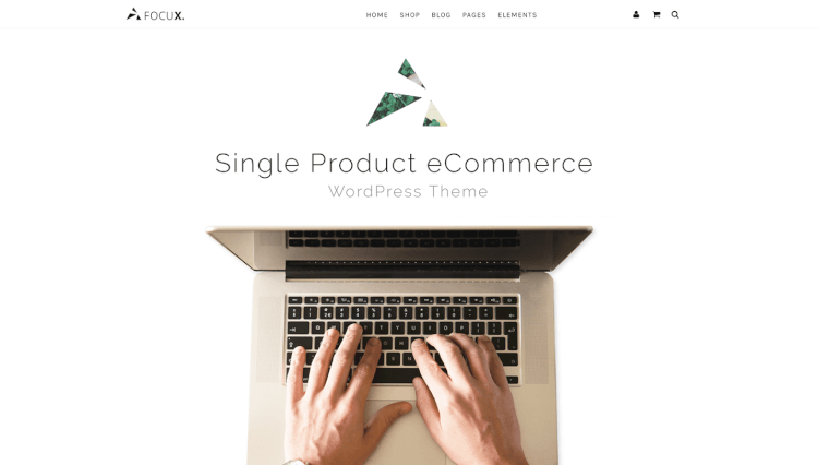 Focux - Multi-Purpose Single Product WooCommerce WordPress Theme