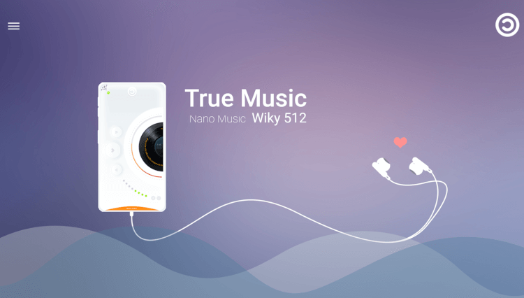 Nano - Music Player and Single Product WordPress Theme