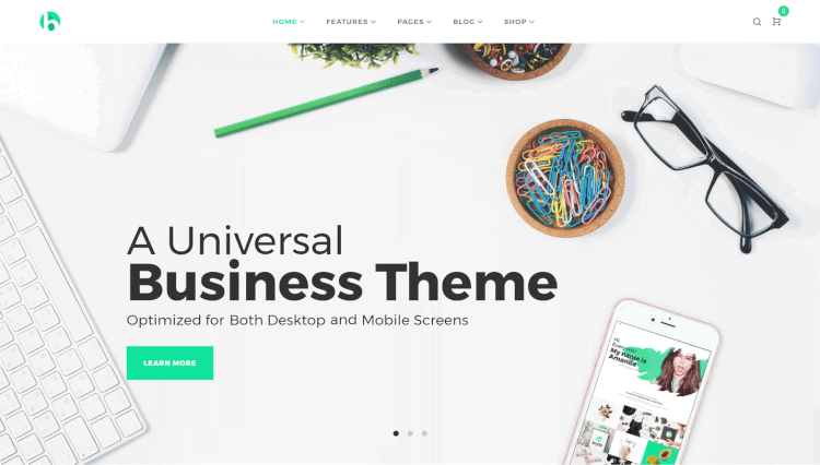 Bryte - Multi-Purpose Creative and Corporate Elementor WordPress Theme