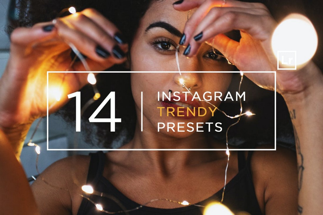 14 Instagram Trendy Lightroom Presets