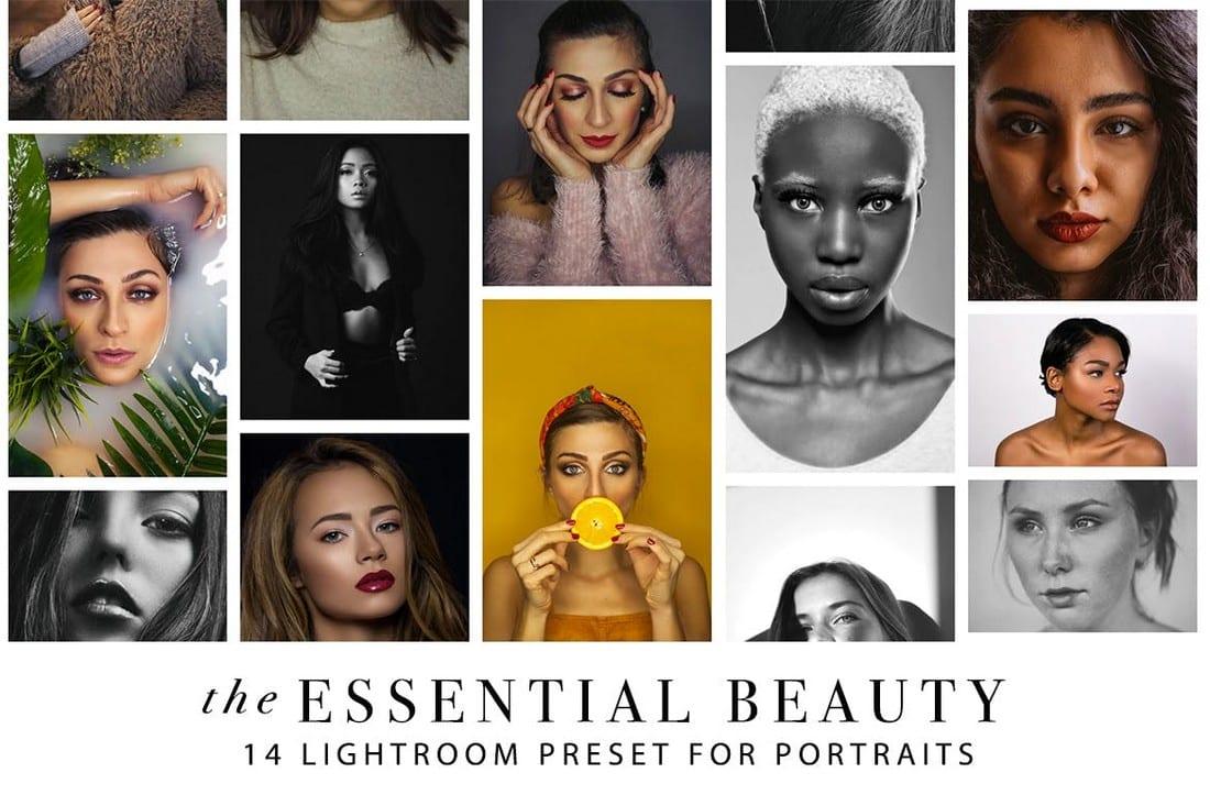 14 Lightroom Presets for Portraits