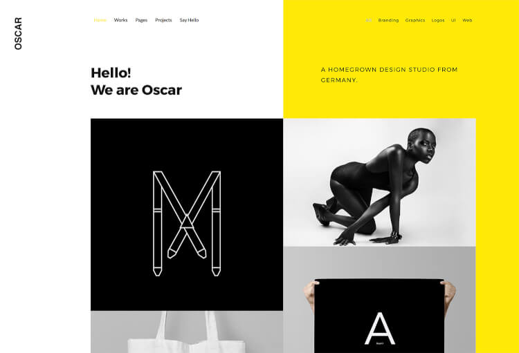 30+ Best WordPress Themes for Graphic Designers 2018 - Theme Junkie