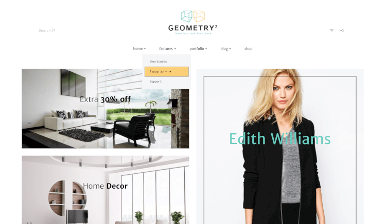 Geometry - Interior Design & Furniture Shop