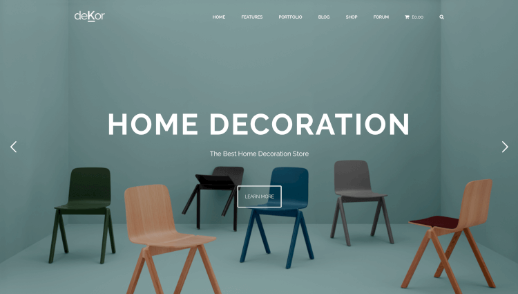 23 Best Interior Design WordPress Themes 2017 Theme Junkie