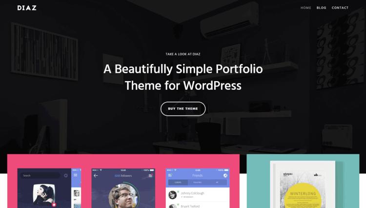 Best WordPress Portfolio Themes for Illustrators 2018 - Theme Junkie