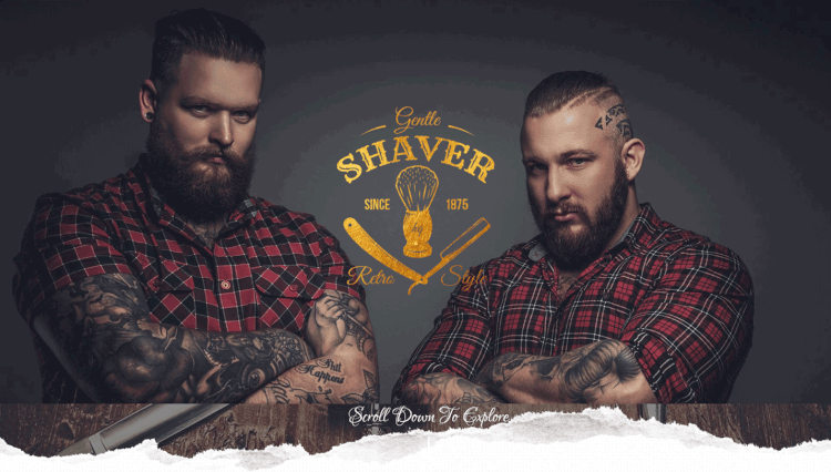 Shaver - Barbers and Hair Salon Multilingual WordPress Theme