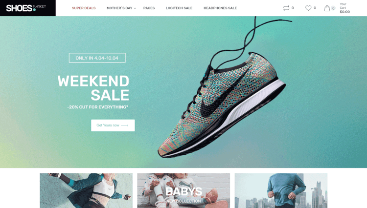Techmarket - Multi-purpose Single Product WooCommerce WordPress Theme