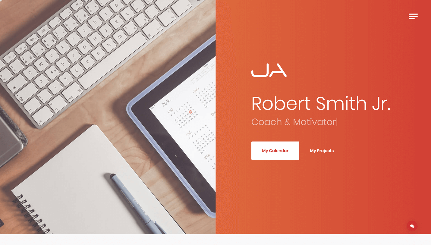 35  best cv and resume wordpress themes 2019