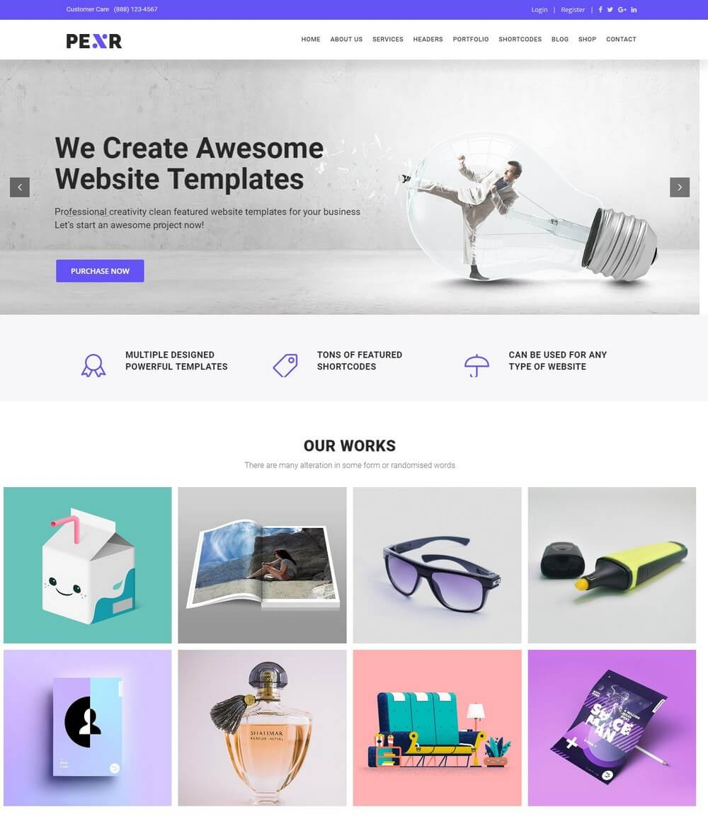42 Best Visual Composer Wordpress Themes 2018 Theme Junkie