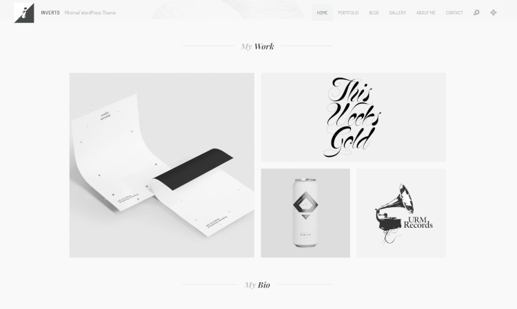 wordpress themes minimalist - Vatoz.atozdevelopment.co
