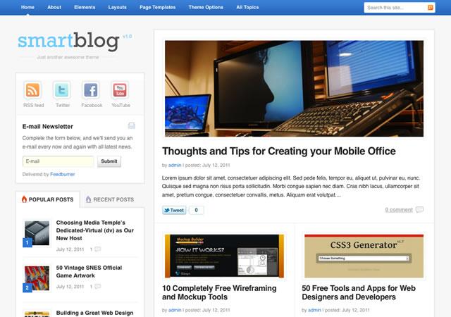 Smartblog 1.0