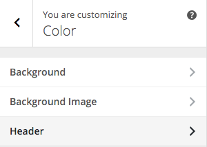 PostBoard Customizer Color