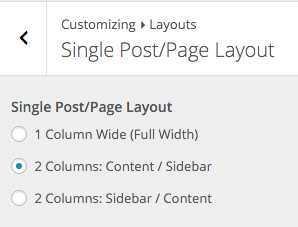 SiteBox Customizer Layouts - Featured