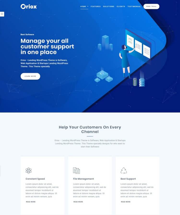 35+ Best WordPress Landing Page Themes & Templates 2018 - Theme Junkie