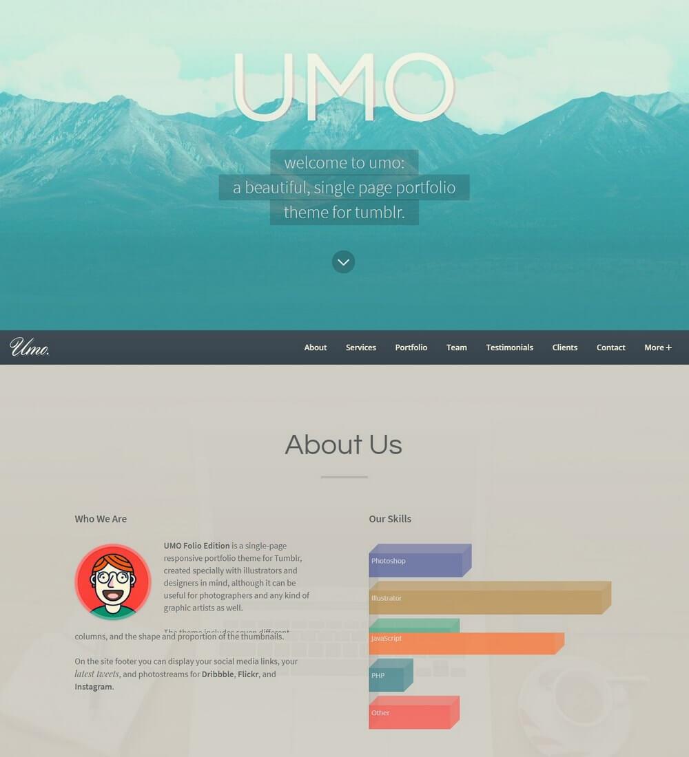 UMO Folio