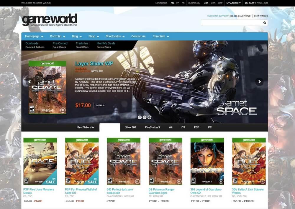 GameWorld