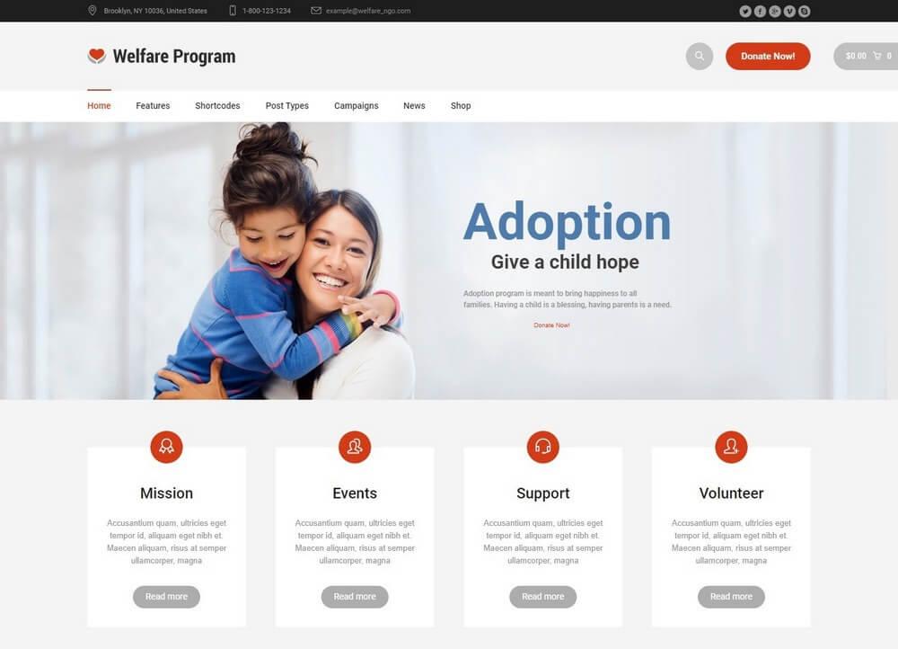 Welfare NGO