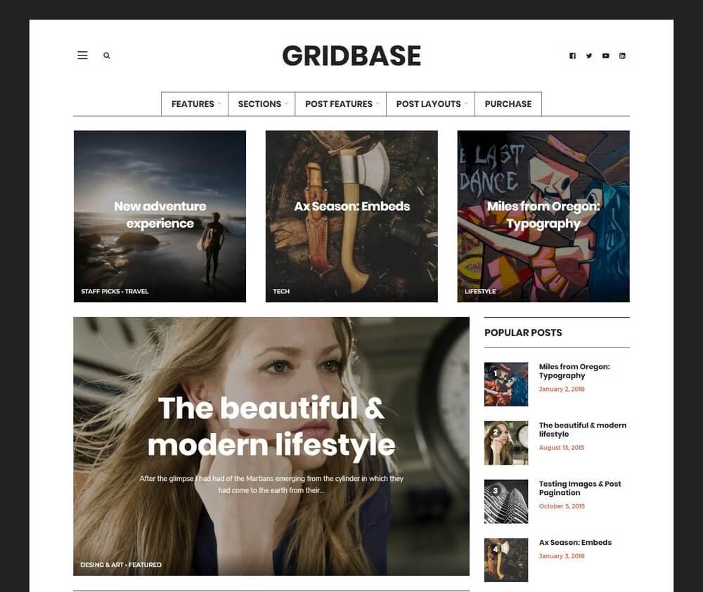 Gridbase