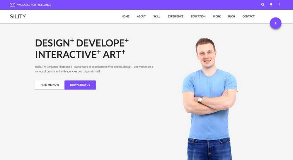 30 best cv and resume wordpress themes 2019 theme junkie