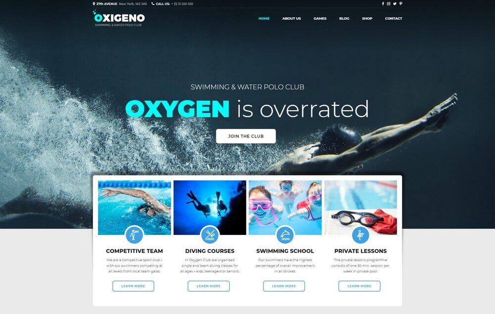 Oxigeno Sport