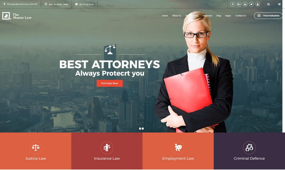 Lawyer WP