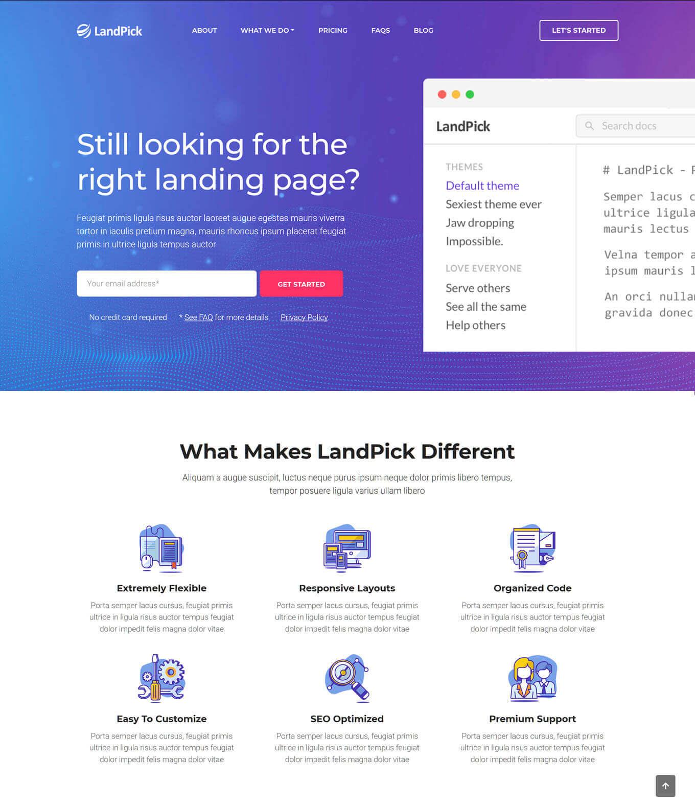 45+ Best WordPress Landing Page Themes & Templates 2019 - Theme Junkie