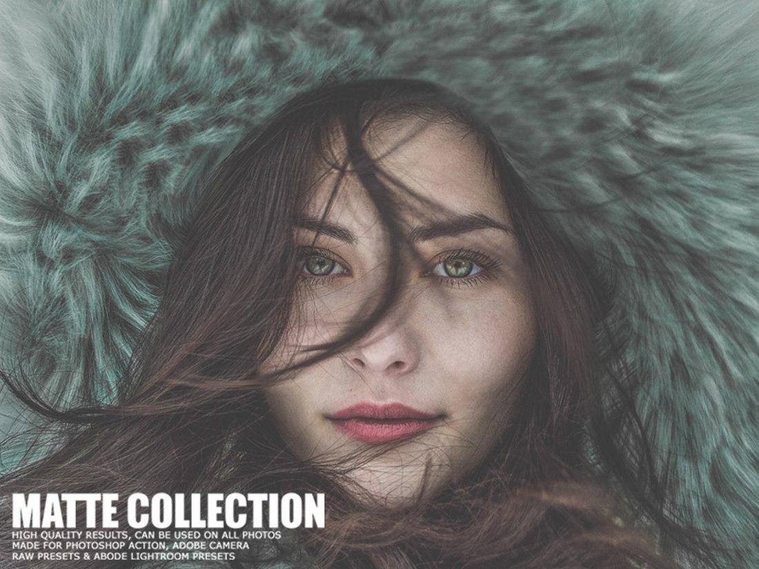 3 Free Matte Tone Filter for Lightroom & Photoshop