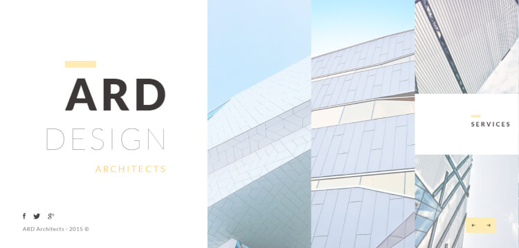 ARD - Architecture and Interior Design WordPress Theme