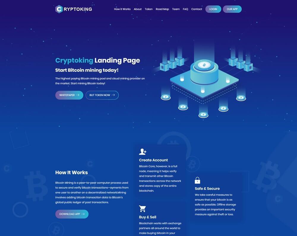 Cryptoking