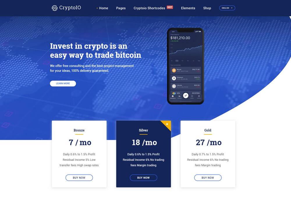 CryptoIO