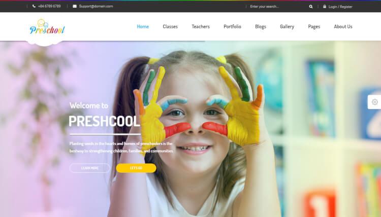 40 best school wordpress themes 2018 theme junkie