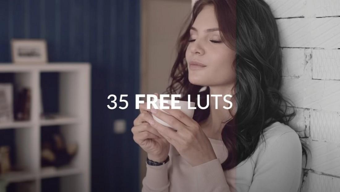 35 Premiere Pro LUT Gratis