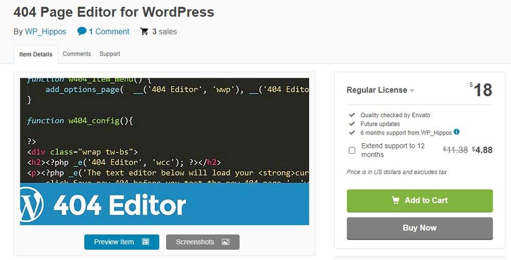 404 editor halaman
