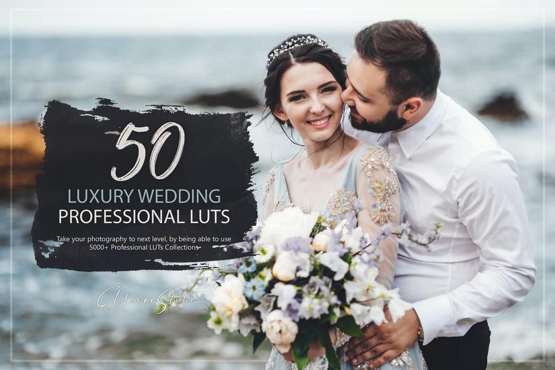 50 Paket LUT Pernikahan Mewah