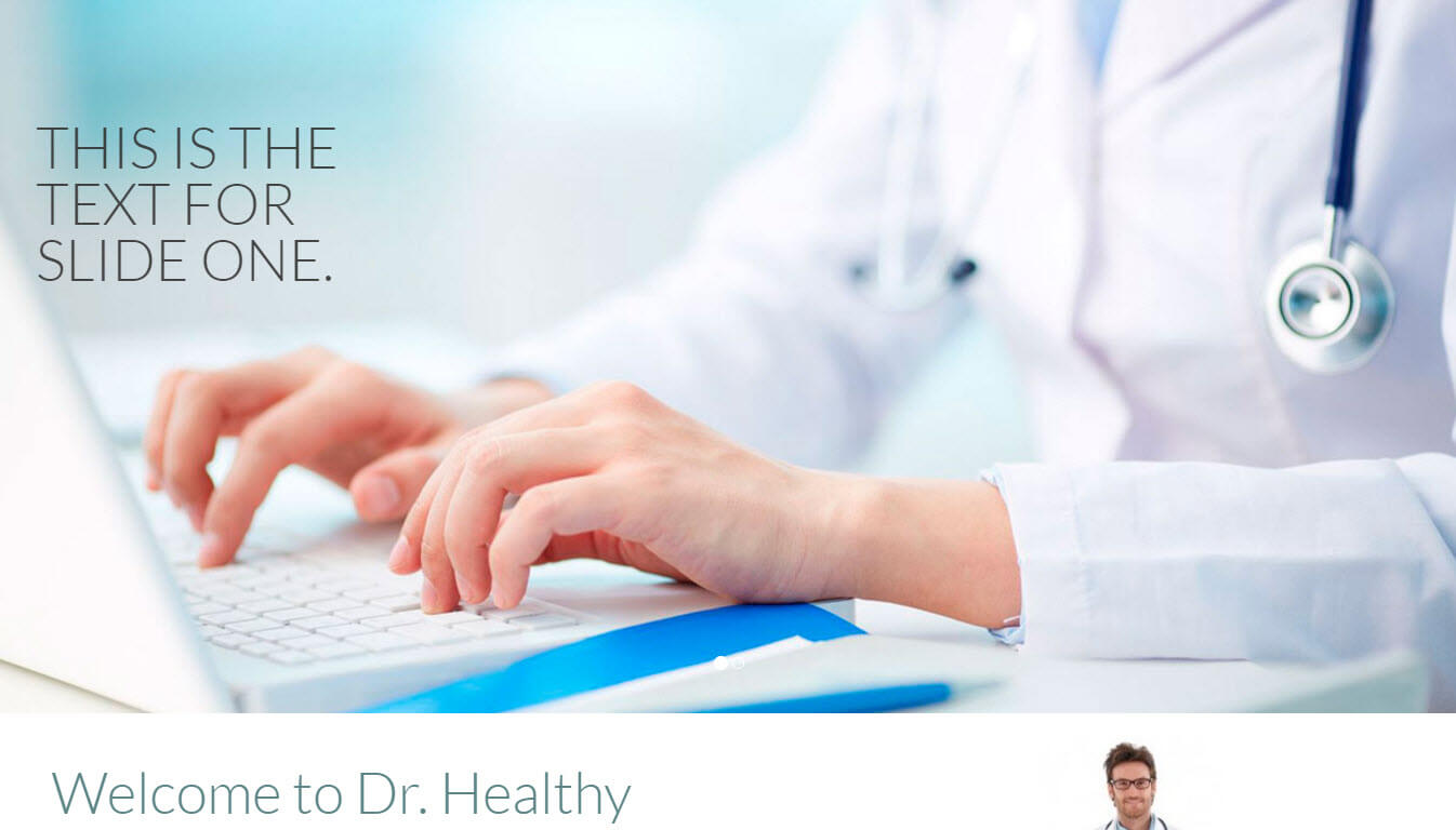Dr. Healthy