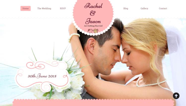 20+ Best Wedding WordPress Themes of 2017 - Theme Junkie