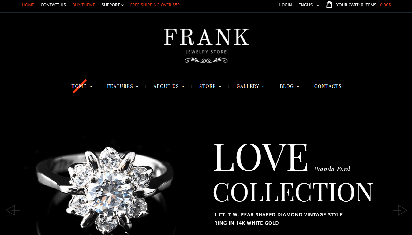 Jewelry & Watches Online Store