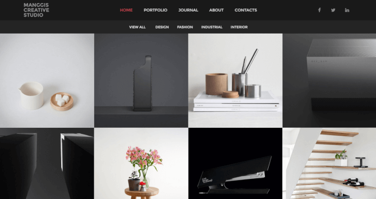 42+ Best WordPress Themes for Graphic Designers 2018 - Theme Junkie